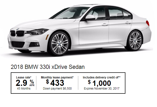2018 bmw lease rates. delighful bmw current offers for 2018 bmw lease rates