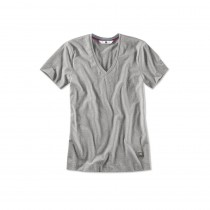 BMW V-Neck T-Shirt, Ladies