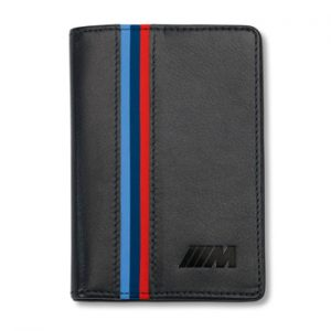 BMW M Business Card Wallet