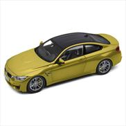 BMW M4 Coupe Austin Yellow