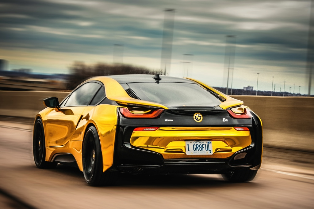 Meet The Toronto School Teacher Who Beat A Rare Disease And Then Bought A Gold Bmw I8 For Him