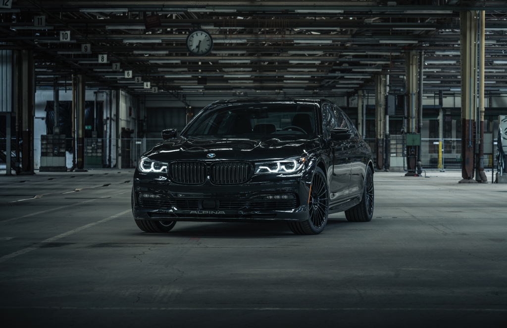 This Limited Run Bmw Alpina B7 Is Coming Exclusively To Canada