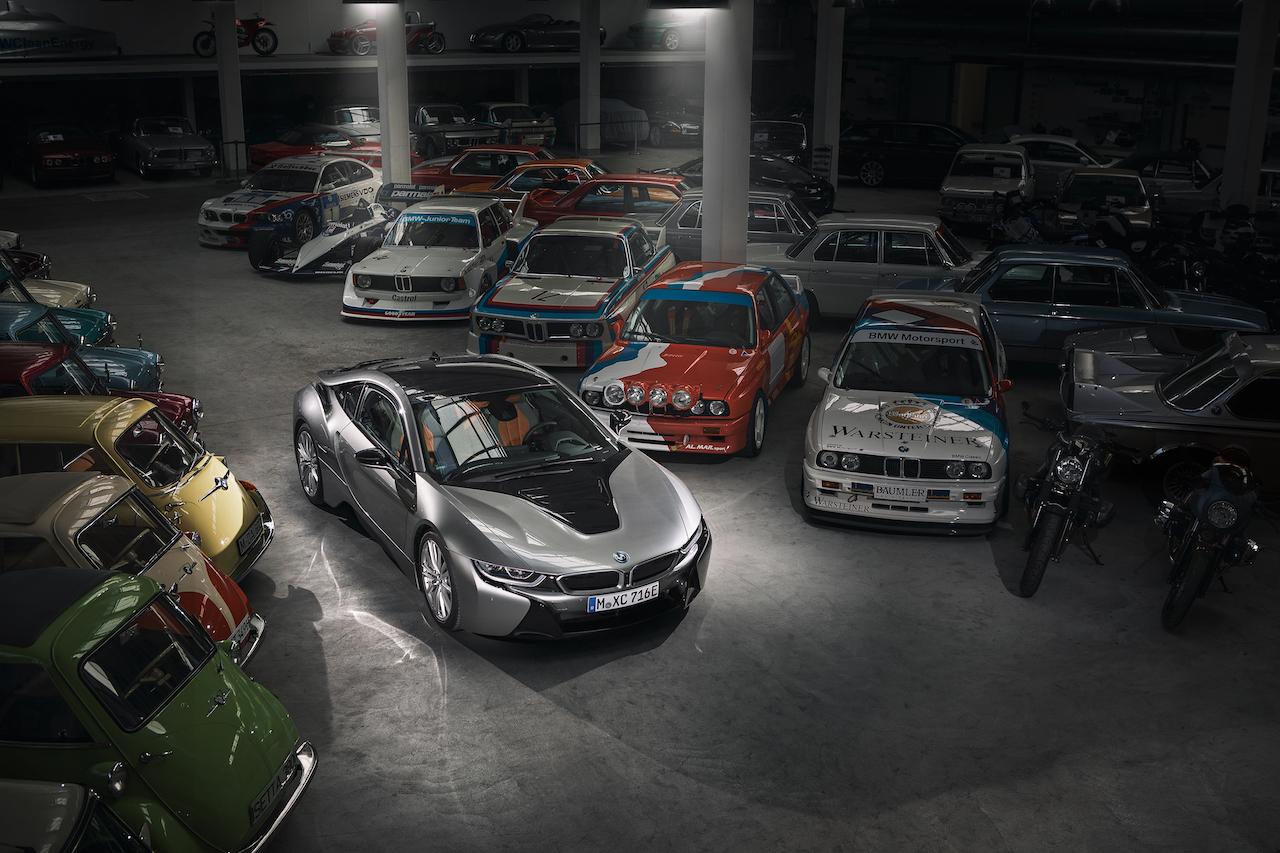 BMW i8 banner image