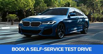 Self Service Test Drive
