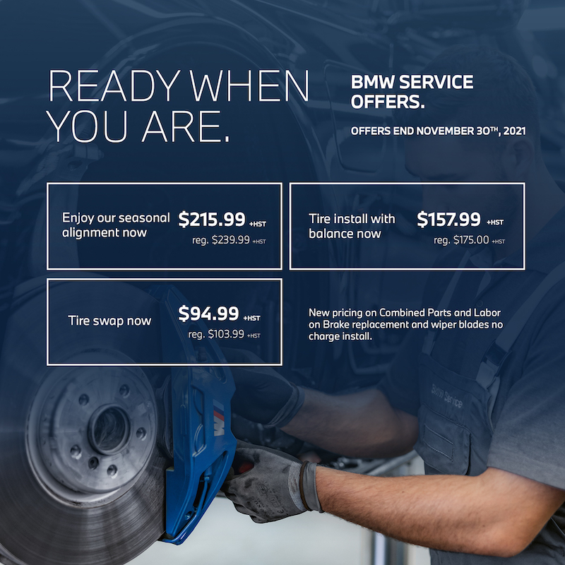 Oct Service Offers