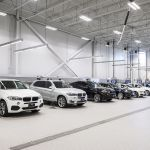 Policaro BMW Dealership Inside
